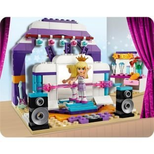 LEGO® Friends Rehearsal Stage Playset - 41004