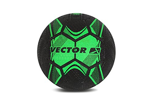 Vector X Street Soccer Rubber Moulded Football, Size 5