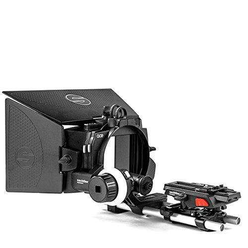 Sachtler Ace Matte Box Bundle, Includes Follow Focus, Matte Box, Baseplate with 15mm Rods, Filter Frames, Rod Bridge, Top & Side Flag, Rings, Discs by Sachtler