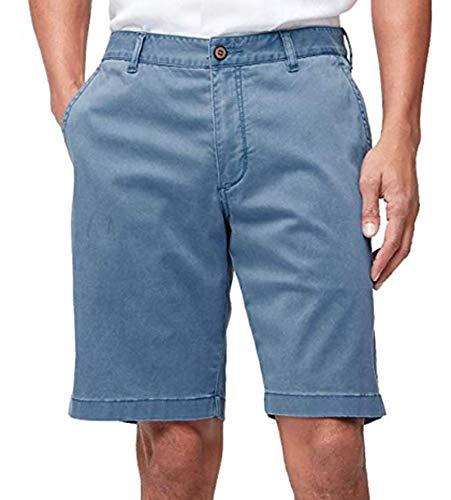Tommy Bahama Men's Boracay 10-Inch Chino Shorts (36 10, Chambray)