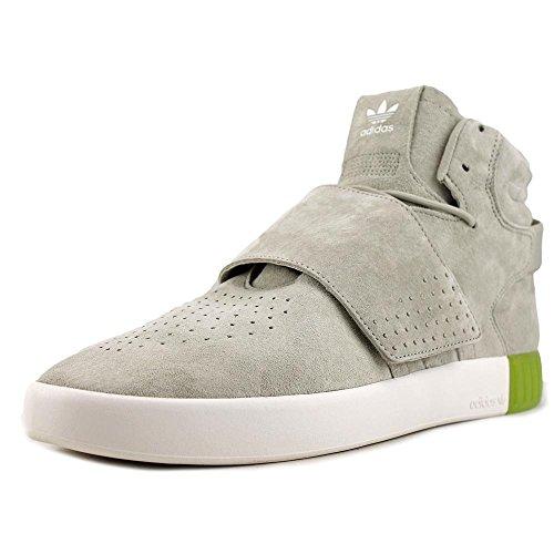 Galleon - Adidas Men s Tubular Invader Strap Shoes Sesame Sesame Semi Solar  Slime 9 a331a856f