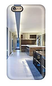 Awesome Case Cover/iphone 6 Defender Case Cover(large Contemporary Kitchen Opened To Outdoor Space)