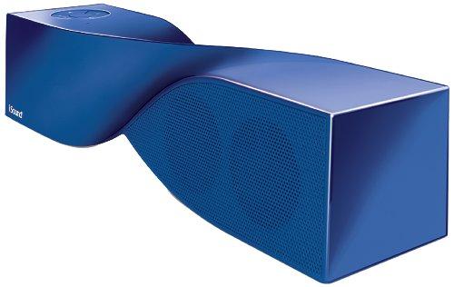 iSound Twist Bluetooth Wireless Mobile Speaker (Glossy Blue)
