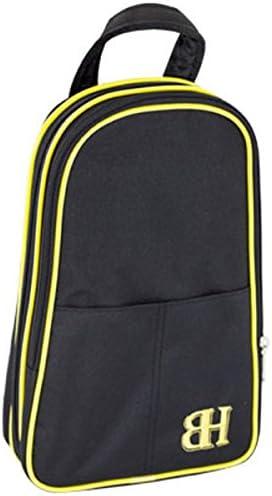 Ortola HB187 FORMA - Estuche clarinete, color negro y amarillo: Amazon.es: Instrumentos musicales