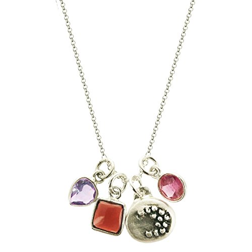 bu-Reach-For-The-Moon-Gemstone-Sterling-Silver-Charm-Necklace-16-18