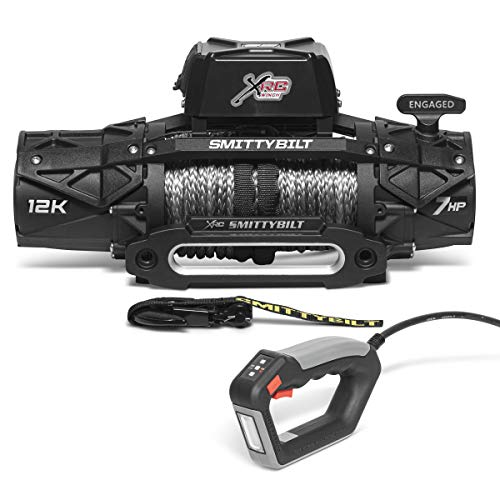 Smittybilt 98612 XRC 12K GEN3 Winch COMP Series