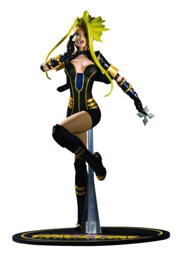DC Comics AME-Comi: Black Canary PVC Figure ()