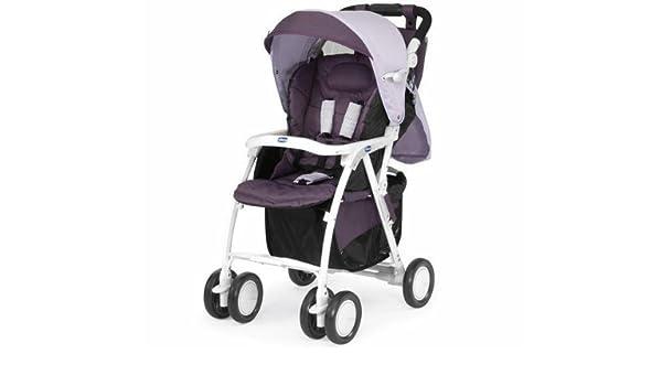 Chicco 4079138140000 Simplicity Plus Top - Silla de paseo, color morado: Amazon.es: Bebé