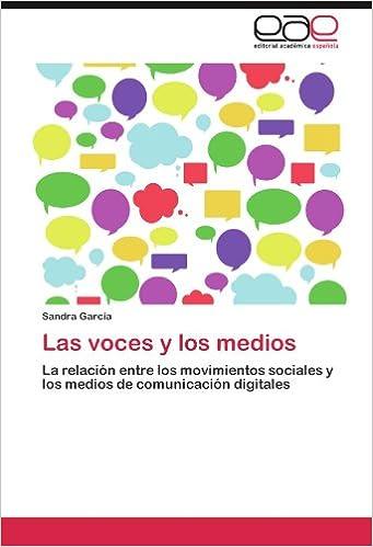 Descargando audiolibros en ipad Las Voces y Los Medios 3659016330 PDF RTF