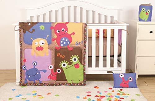 monster inc crib bumper - 4