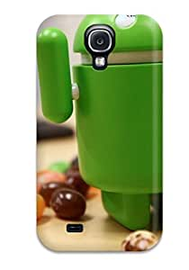 S4 Scratch-proof Protection Case Cover For Galaxy/ Hot Android Jelly Bean Phone Case