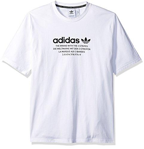 Nmd L Tee White Originals Men's Adidas EpAqTnRp