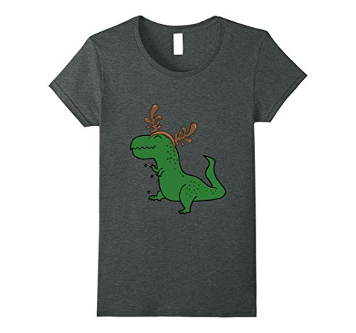 Womens Kid-friendly Daddysaurus For Daddy To Be Christmas Tshirt XL Dark Heather - Kid Friendly Halloween Costumes Ideas
