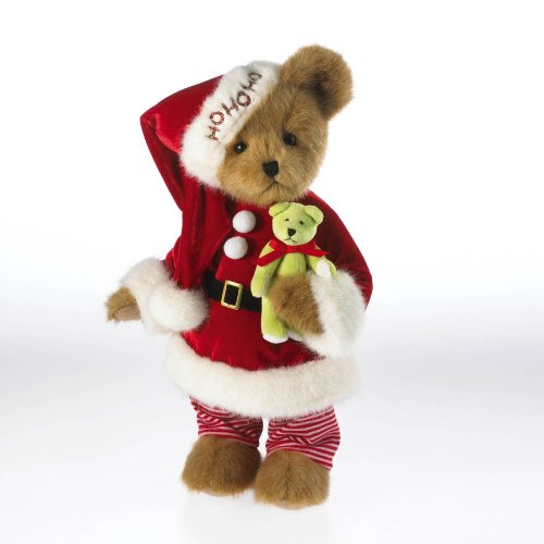 Boyds Bears Nikki Goodfriend with Lil' Holly 2013 Collection