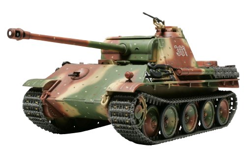 Tamiya Models German Panther Type G Model Kit (Tamiya German Panther)