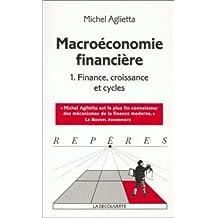 Macroeconomie financiere t.01 ae #307