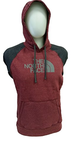the-north-face-womens-half-dome-hoodie-deep-garnet-red-heather-mid-grey-m