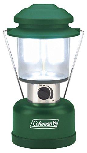 Coleman Twin LED Lantern, Green