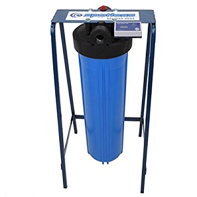 Image of Applicators CR Spotless DI-120 Simplest RV & Car Wash System, Spotless Rinse Works for All Vehicles, Motorcycles, Bikes, Boats, Planes, Yachts, Deionized Water System, Towel Drying Eliminated