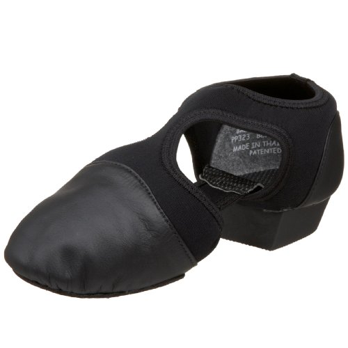 Capezio Women's Pedini Femme Jazz/Lyrical Shoe,Black,8 M US