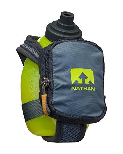 Nathan Quick Shot Plus Pack Hidratación para mano, Negro, Una talla