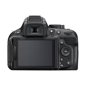 Nikon D5200 24.1 MP CMOS Digital SLR with 18-105mm f/3.5-5.6 AF-S DX VR ED NIKKOR Zoom Lens (Black) (Discontinued by Manufacturer)