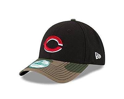 Cincinnati Reds The League Camo 9FORTY Adjustable Hat