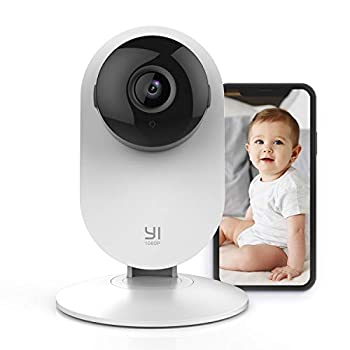 YI Child Monitor with Digicam and Audio HD WiFi Pet Cam, Sound Movement Human Detection, 2- Means Audio, Smartphone app, Evening Imaginative and prescient, Nanny Elder, Works with Alexa, iOS, Android