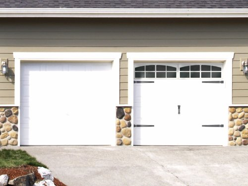 Charmant Coach House Accents Simulated Garage Door Window (2 Windows Per Kit)    Almond   Model AP148199   Garage Door Hardware   Amazon.com