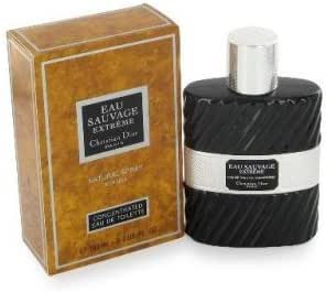 EAU SAUVAGE EXTREME, 1.7 for MEN by CHRISTIAN DIOR EDT