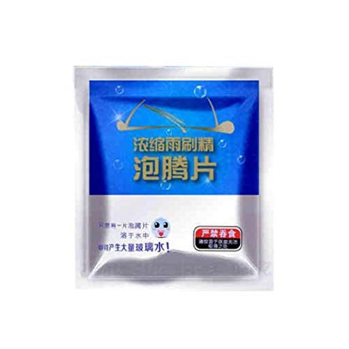 SUJING Auto Windshield Glass Washer Window Cleaner Safe Compact Effervescent Tablets (1)