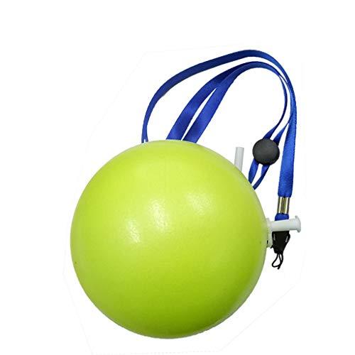 (❤Lemoning❤ 1x Inflatable Tour Striker Smart Ball Golf Training Aid for Beginners/Instructor)