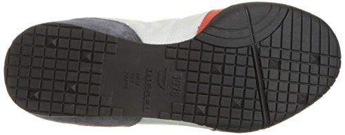 Diesel Mensen Klauw Actie S-actwings Fashion Sneaker Damp Grijs / Donkergrijs