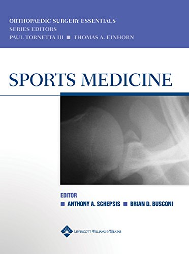 Sports Medicine (Orthopaedic Surgery Essentials Series)