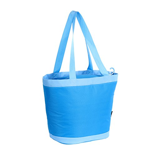PORTAL Insulated Cooler Bag Outdoor Picnic Lunch Freezabl...