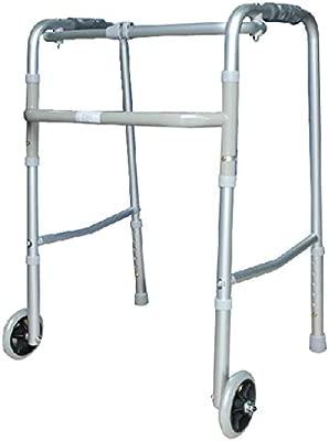 ZYDSD Andador Walker - Bastidor para Caminar De Aluminio ...