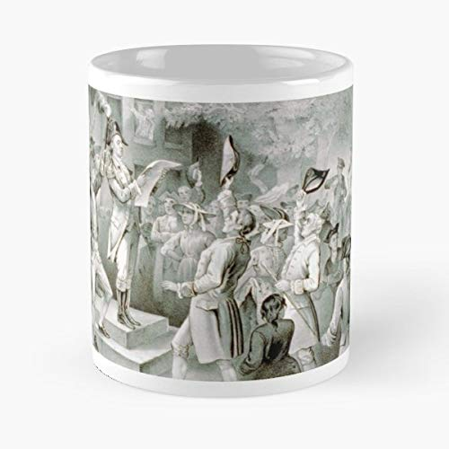 Reproduction Popular 19th Century - Coffee Mugs Best Gift
