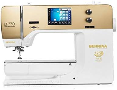 Bernina B 770 QE - Kit de Punto de Cruz: Amazon.es: Juguetes y juegos