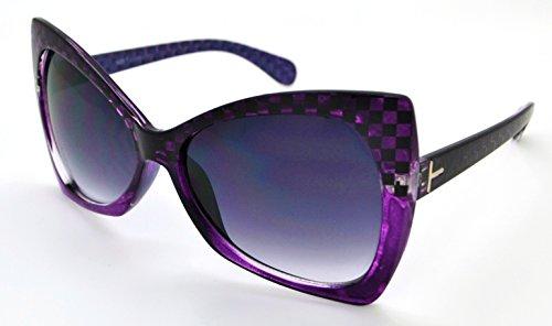 Da.Wa - Lunette de soleil - Femme Purple lens gKfzfxwQg