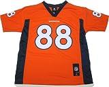 Demaryius Thomas Denver Broncos Youth Orange Jersey