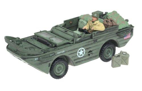 Unimax Forces of Valor 1:32 Scale U.S. Amphibian GP - Normandy (Forces Of Valor Toys)