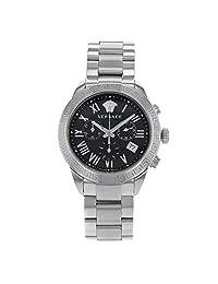 Versace Landmark Quartz Male Watch P6C99GD008S099 (Certified Pre-Owned)