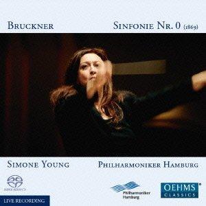 BRUCKNER / YOUNG / HAMBURGER PHILHAMONIKER