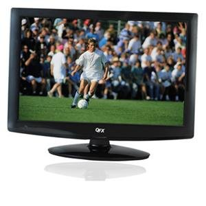 Quantum FX 18.5in LED TV With ATSC NTSC - Quantum FX TVLED-1911