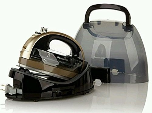 Panasinic NI-WL602-N Champagne Cordless High Quality Steam Iron by Panasonic (Image #4)