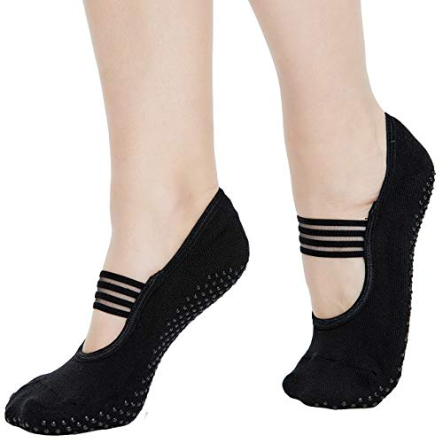 Socks for Women Non Skid Socks with Grips