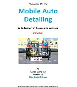 how to start a mobile auto detailing business