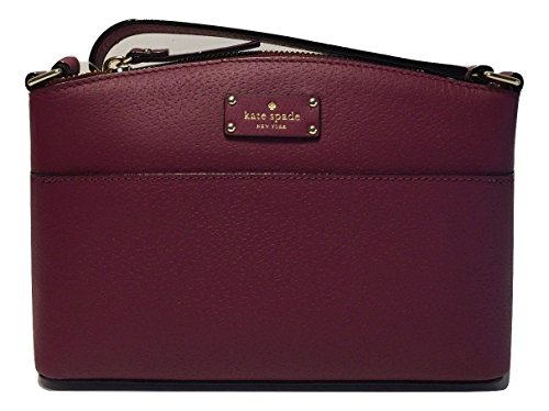 Kate Spade Grove Street Millie Crossbody Handbag WKRU4194 (Rioja) by Kate Spade New York