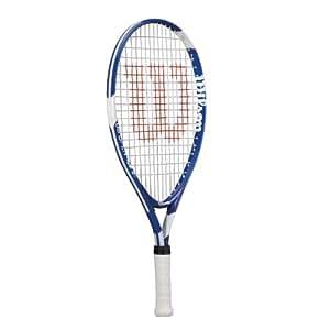 """Wilson 2011 US Open 21"""" Junior Tennis Racquet - Blue"""