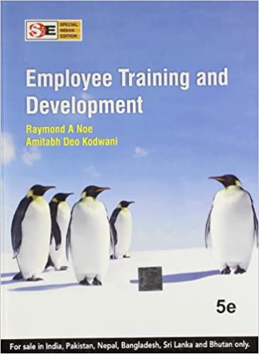 Training and book employee development